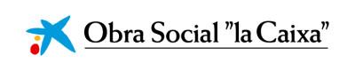 Obra Social la Caixa H color fons blanc